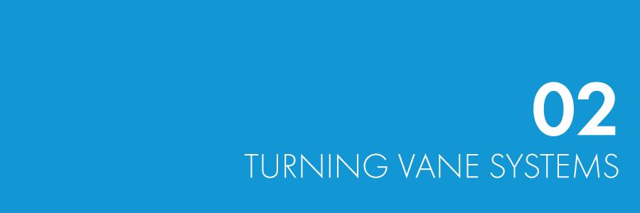 Turning Vane System