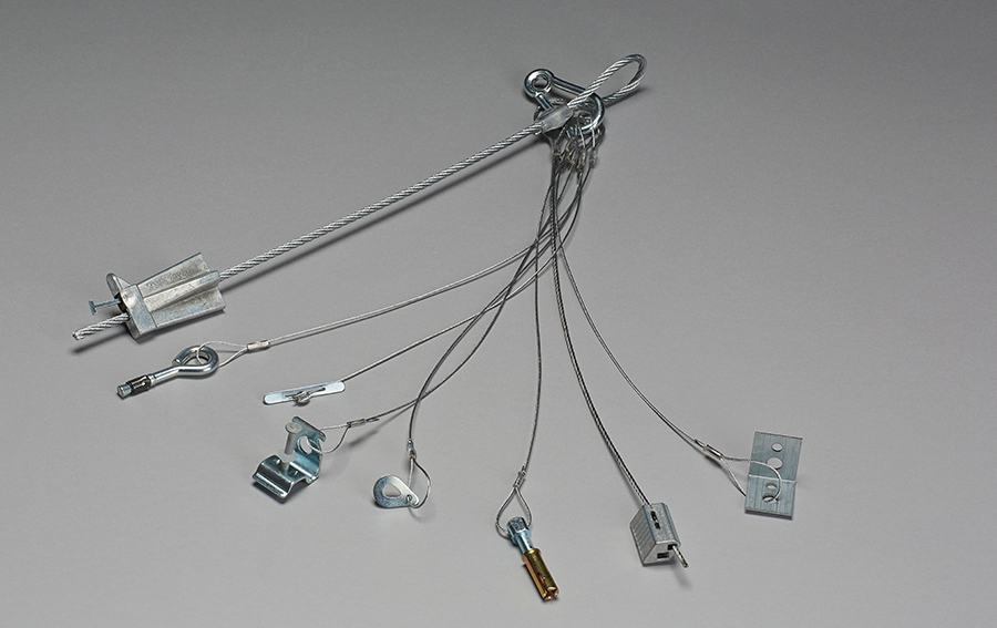 Wire Suspension Systems