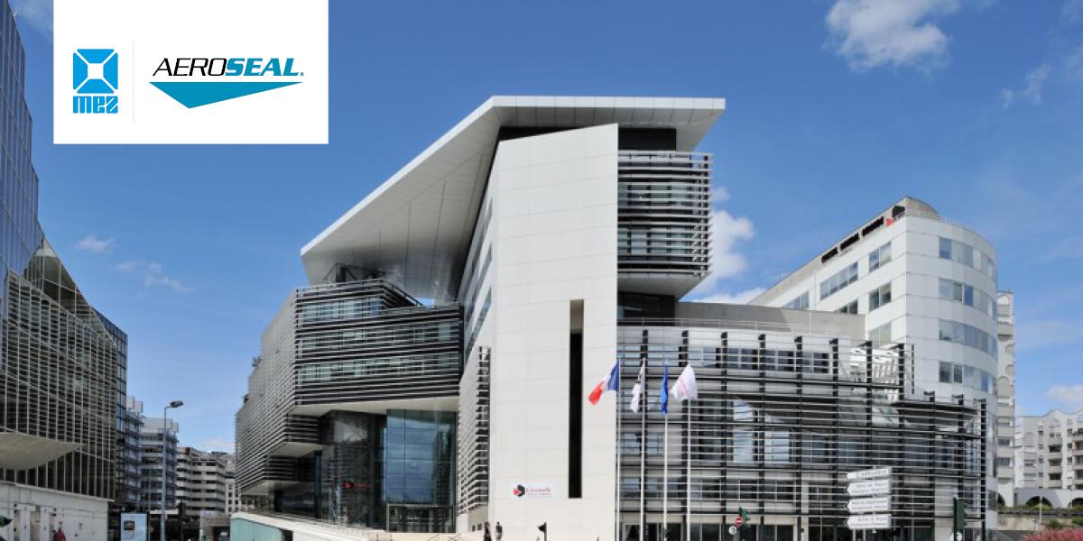 Adminstration building Bordeaux