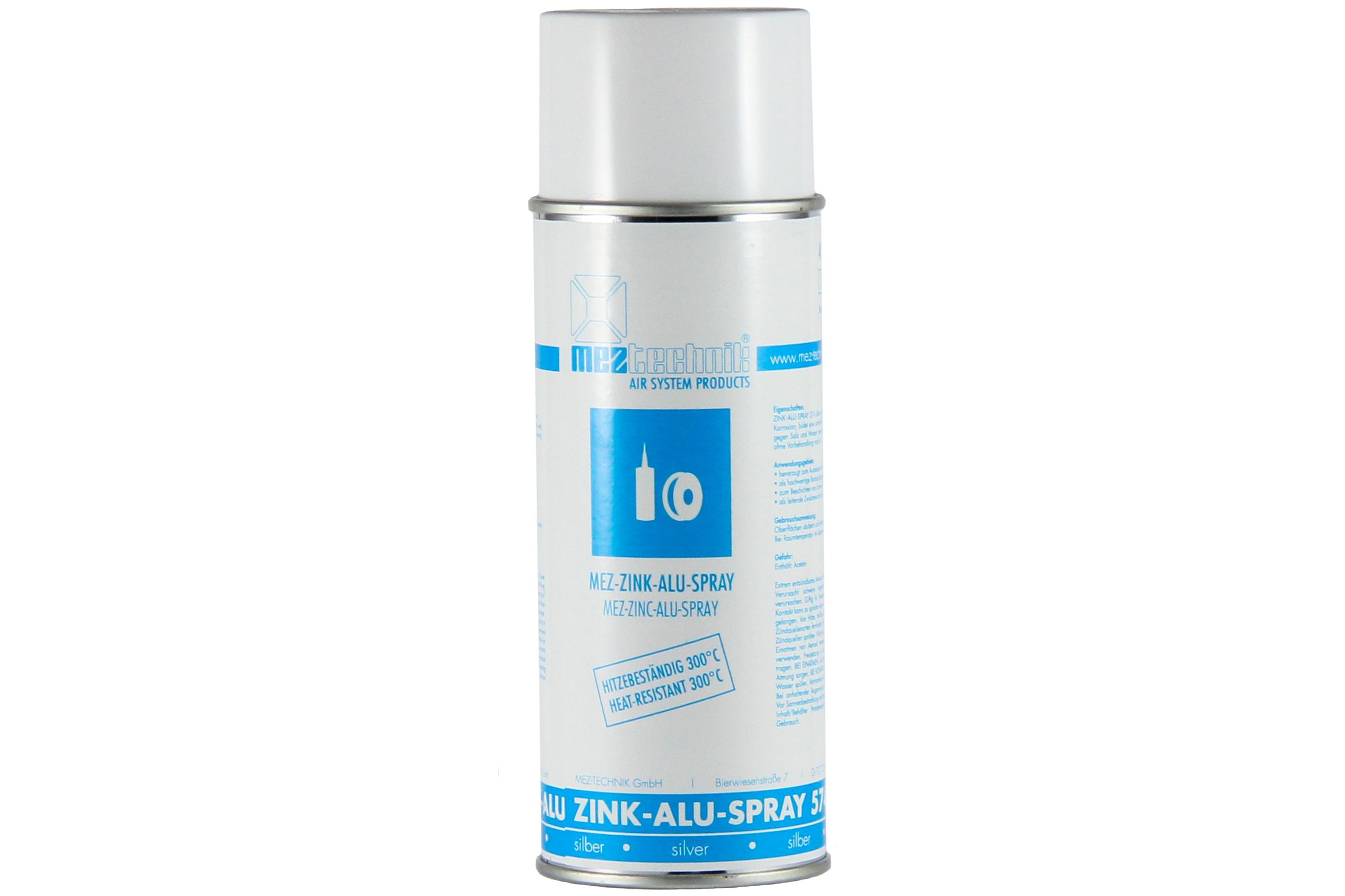 Zink-Alu-Spray 400 - 400 ml