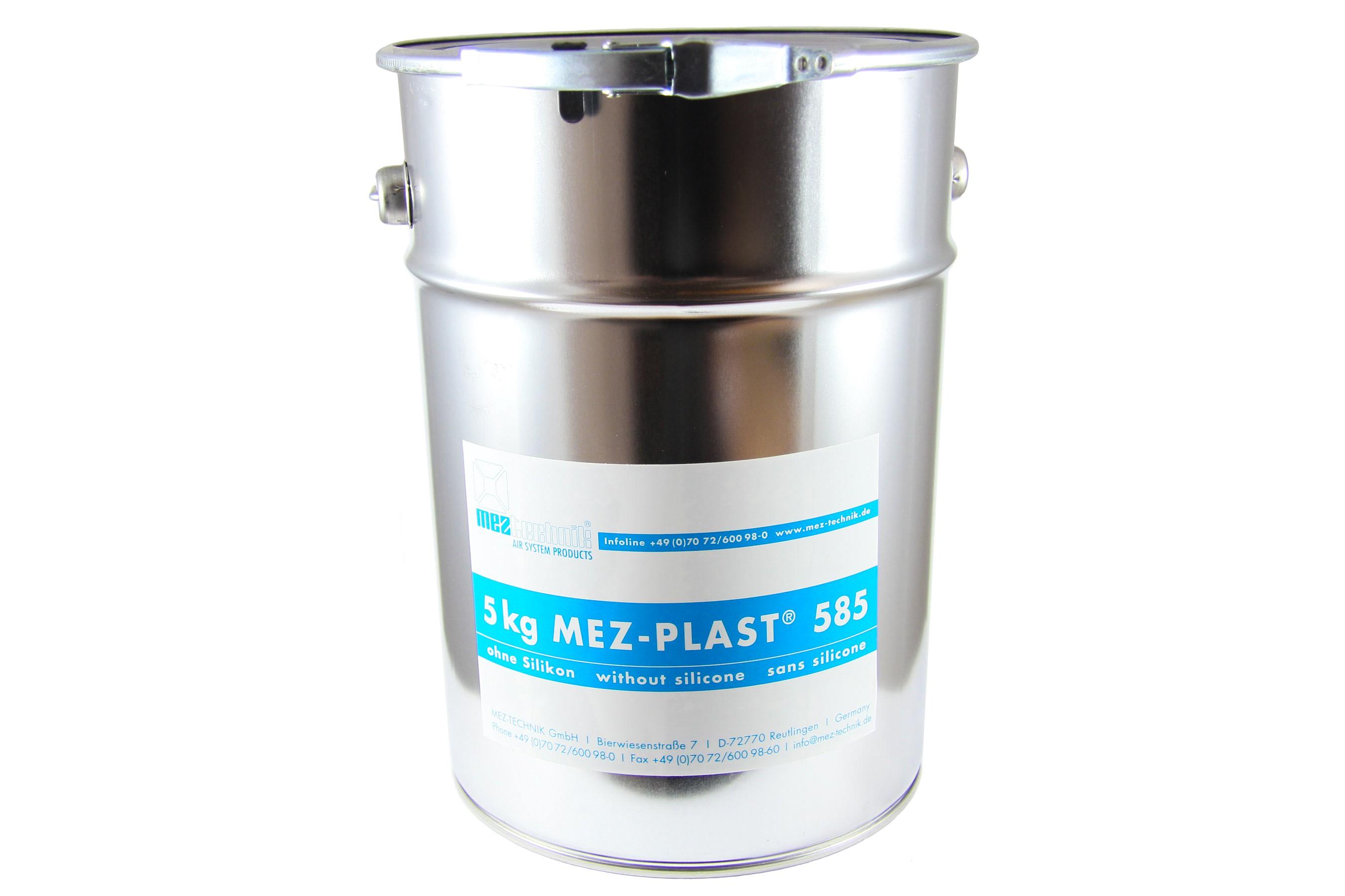 MEZ-PLAST 580 - 5 kg - Gebinde