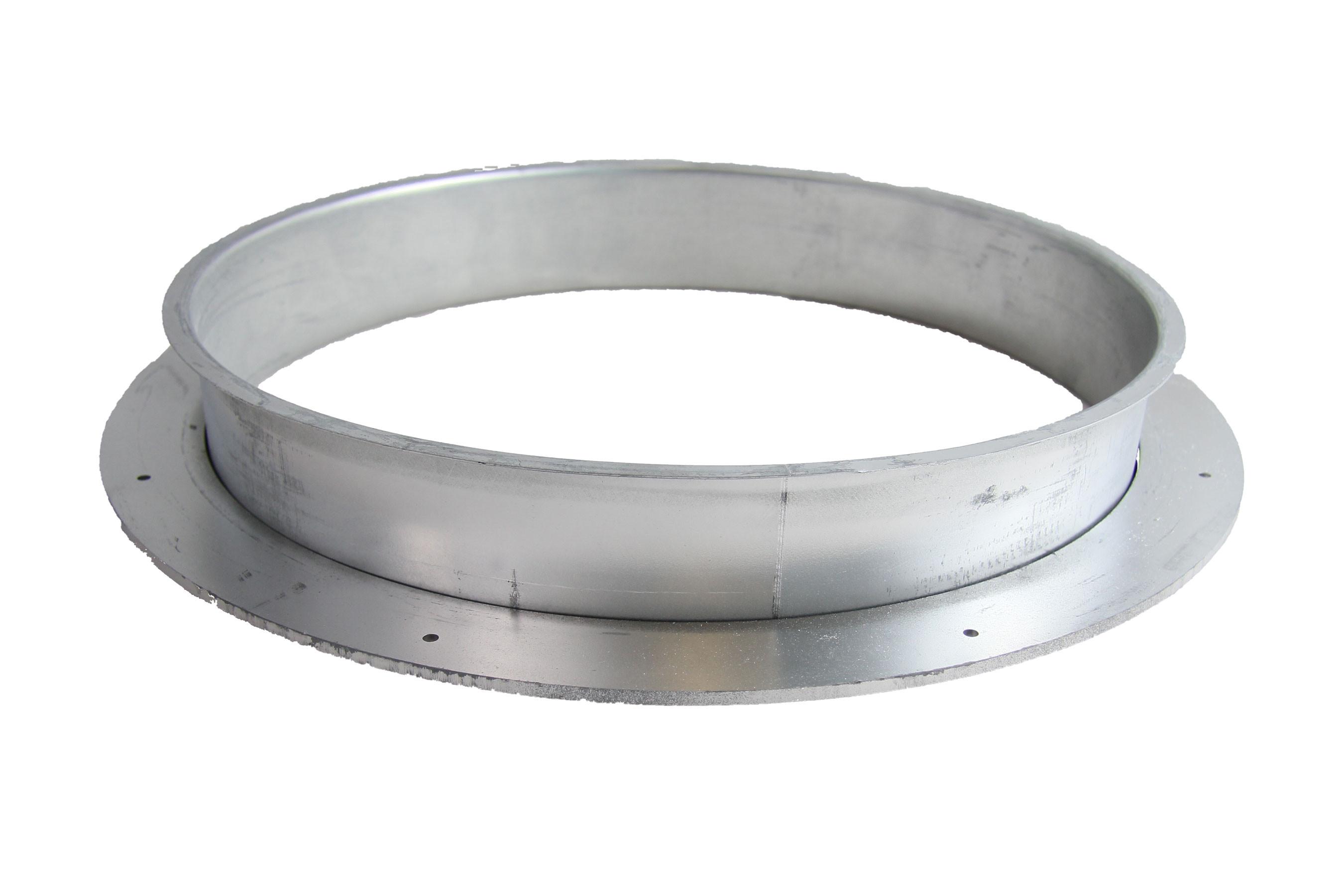 Rohrflange NW 305 - Höhe 50 mm