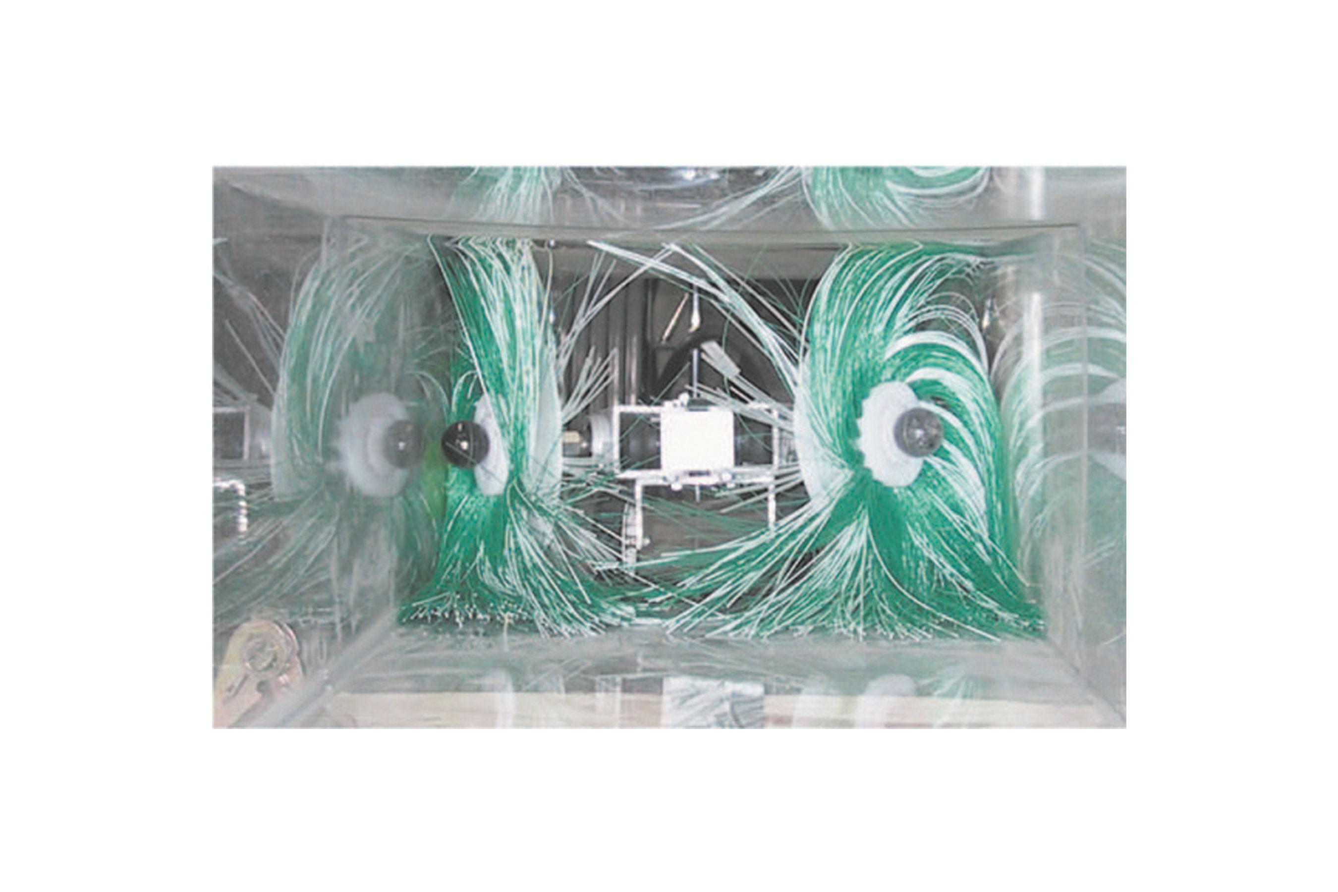 2-Bürstengetriebe - Y-Adapter