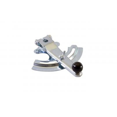 CLAPITUR RG 185-K - 12mm Achse