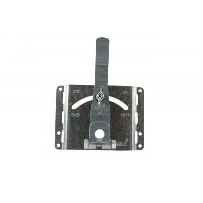 CLAPITUR FS - 10mm Achse - V2A