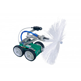 Duct Control Cleaning Robot