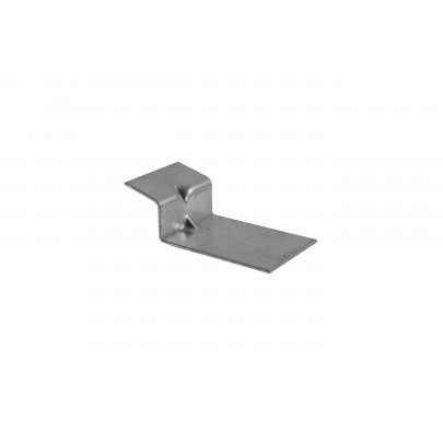 MEZ-Support plate galv. steel