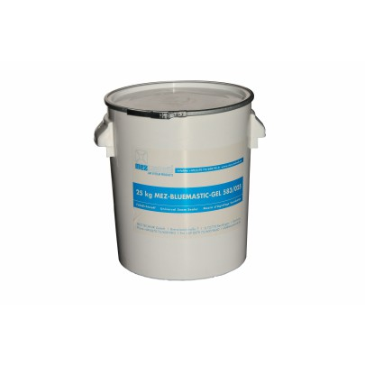 MEZ-BLUEMASTIC-GEL - 25 kg