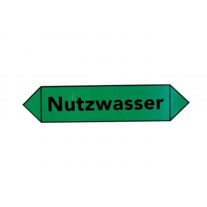MEZ-STICKER - Nutzwasser grün