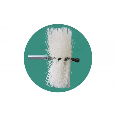 Basic brush M12, Ø 125 mm