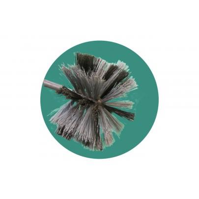 Ball brush M12, Ø 250 mm