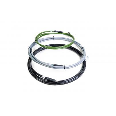 Flexible driller shaft