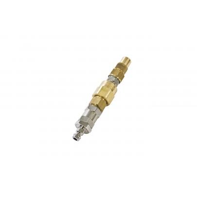Basic liquid nozzle